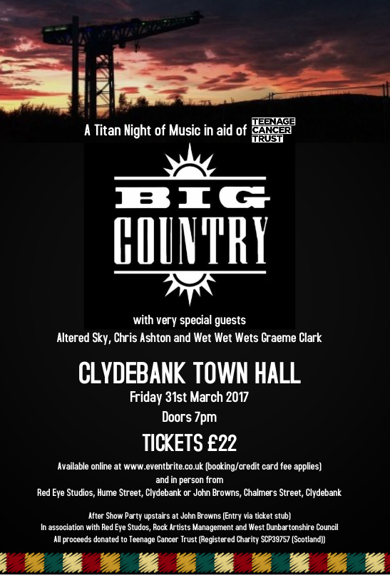A Titan Night of Music (ft. Big Country)