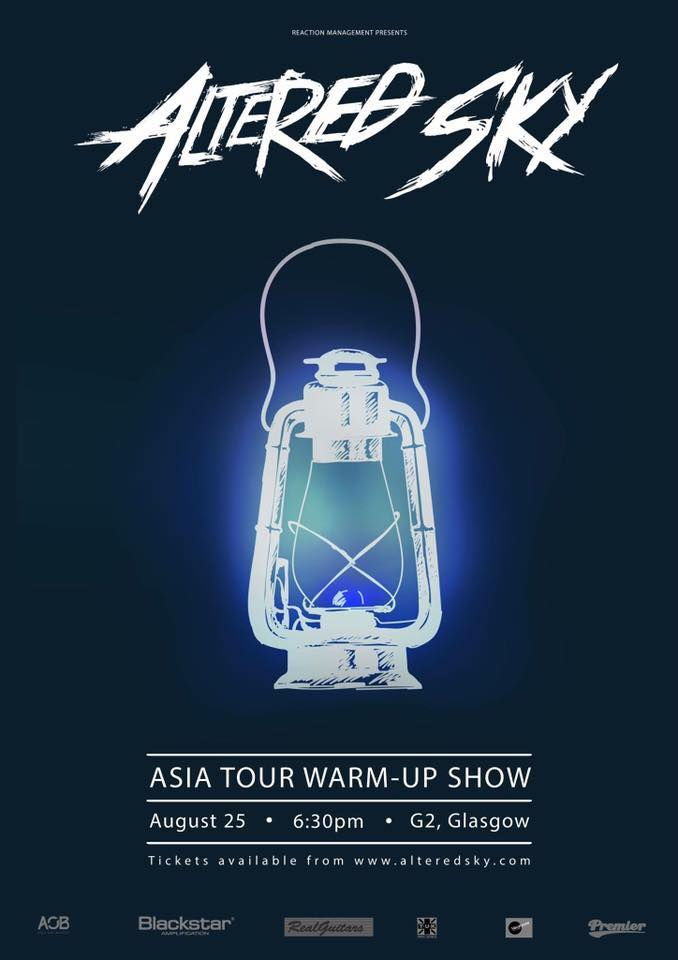 Asia Tour Warm-Up Show