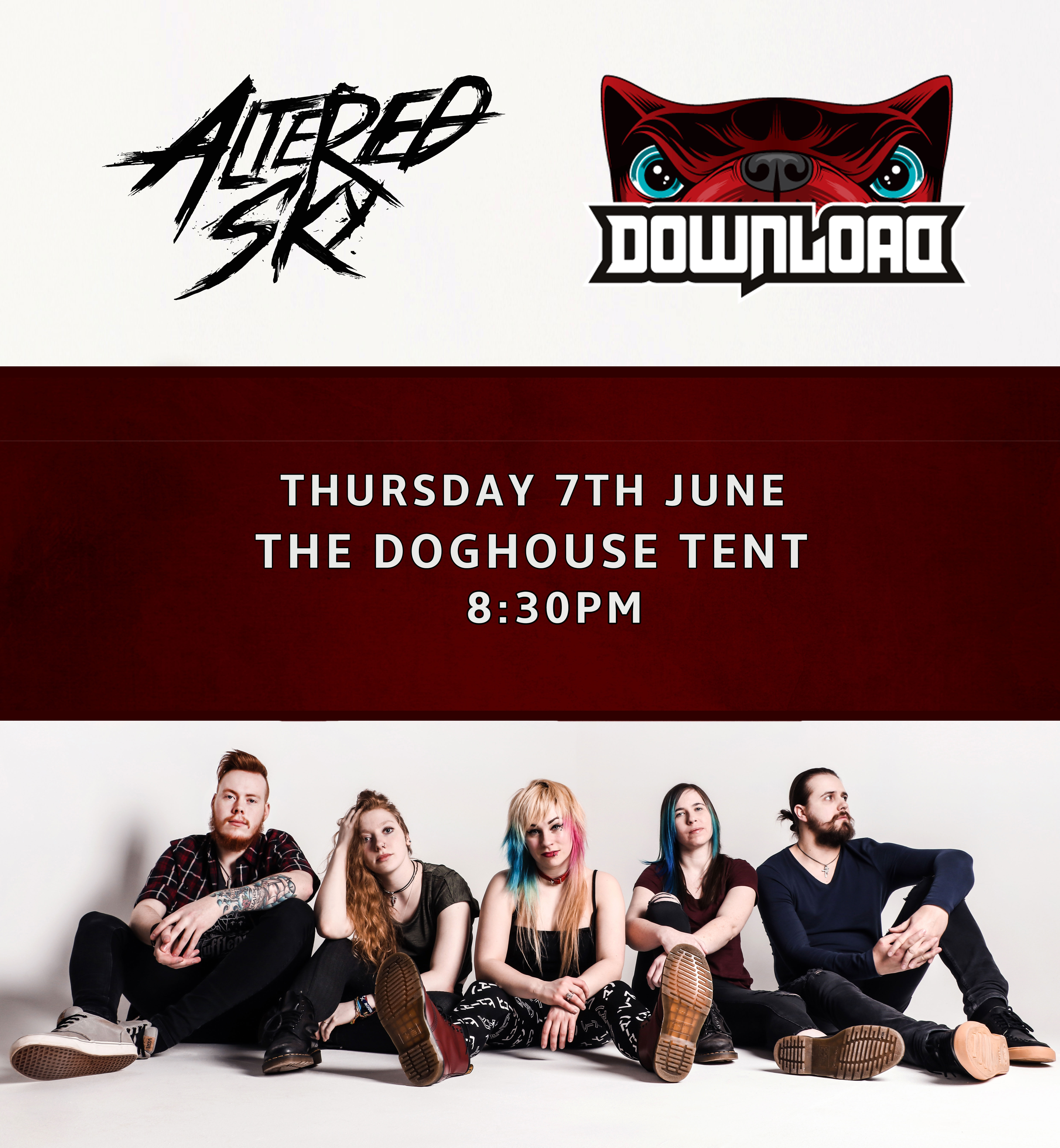 Download: The Doghouse Tent - Donnington - June 7th 2018